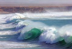Big waves in El Cotillo  http://www.jpinfuerteventura.com/categories/travel-fuerteventura-life/big-waves-in-el-cotillo/
