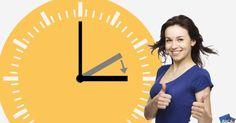 Dit #Paasweekend begin #zomertijd: zondag om 02.00 uur gaat de klok een uur vooruit. Vergeet het niet! #fijnePasen