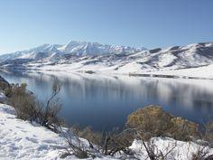 Heber Valley in Winter