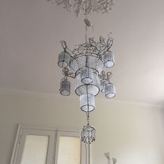 Mouse chandelier custom for my client