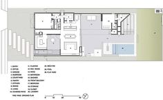 Yin-Yang House by Brooks   Scarpa | HomeDSGN