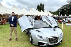 - Hispano Suiza will be present at Salón Privé, which takes place from the 1st till the 5th of September at Blenheim Palace with its iconic hypercar: the Hispano Suiza Carmen. - The all-electric hypercar makes its official UK debut at a legendary event, where exclusivity, luxury and elegance go side by side to offer a unique week in the automotive world. Timeless Elegance, Timeless Design, Luxury Automotive, Hispano Suiza, Boodles, Blenheim Palace, Family Brand, Strong Family, Geneva Motor Show