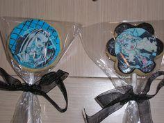 Galletas decoradas Monster High