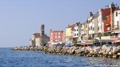 Piran hat alles, was das touristische Herz begehrt. Ideales Reiseziel für Erholungssuchende
