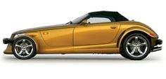 This Dodge Prowler is Jared's baby. He loves this car; bought it used, but it's his dream car.