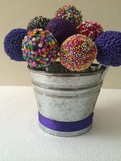 Cake pops, para regalar!!!