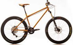 Chromag Bikes - Chromag Sakura. Race-light Trail Bike.