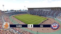 OLANDA - CILE 2-0 - MONDIALI BRASILE 2014 - 23-6-2014