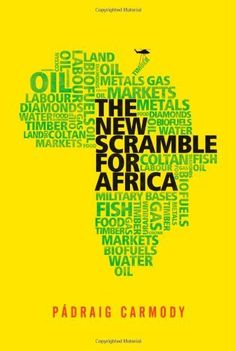 The New Scramble for Africa by Padraig Carmody. $22.65. Publisher: Polity; 1 edition (June 15, 2011). Publication: June 15, 2011. Edition - 1