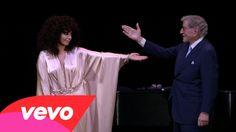Tony Bennett & Lady Gaga - Anything Goes - Olha que coisa gostosa a Lady Gaga cantando Jazz. :3