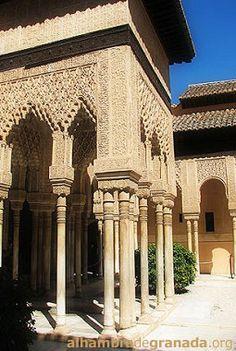 architecture Alhambra de Granada Spain