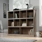 SAUDER Barrister Lane Collection 3-Shelf Horizontal Bookcase in Salt Oak 414726 at The Home Depot - Mobile