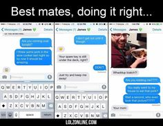 Best Mates, Doing It Right #lol #haha #funny