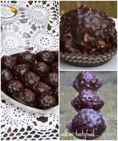 Domáce Ferrero Rocher