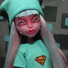 #RiverStyx тоже получила порцию #handmade обновок на #bjdparty (#Ooak выполнен @azhillooak) #doll #dolls #Mattel #monsterhigh #monsterhighdolls #ooakdoll  #bjdfest #loot #Superman #clothes #dollclothes #кукла #куклы #монстерхай #ооак #маттел #лут #покупки #хендмейд by oliviya1993