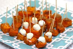 Touchdown! 10 Delicious Bite-Sized Eats for Your Tailgate