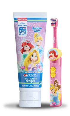 Oral-B Kid's Battery Toothbrush featuring Disney Princess Soft Bristles for Kids Little Girl Toys, Baby Girl Toys, Toys For Girls, Baby Dolls, Little Girls, Makeup Kit For Kids, Mask For Kids, Brinquedos Fisher Price, Spongebob Birthday Party