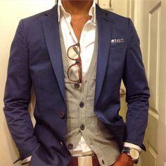 fashion blog details mens fashion menswear dapper GQ details ...
