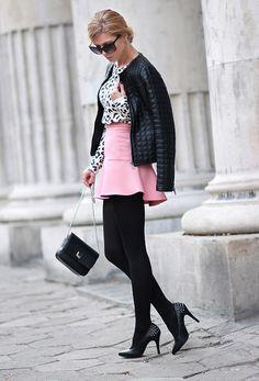 Moderan outfit za elegantnu jesen 2014