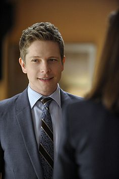 "Matt Czuchry in The Good Wife from ""The Penalty Box"""