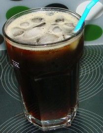 Iced Espresso Marvo
