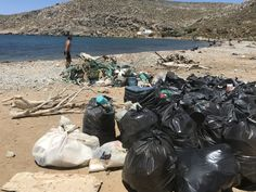 Vacation climbers and tourists of Kalymnos join residents to clean beaches Clean Up Day, Beach Clean Up, Best Car Rental Deals, Location Map, Real Estate Agency, Travel And Tourism, Climbers, Greek Islands, Renting A House