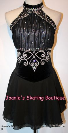 Skating, Baton and Dance Dresses found at www.joanies-skatingboutique.com