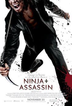 Ninja Assassin!