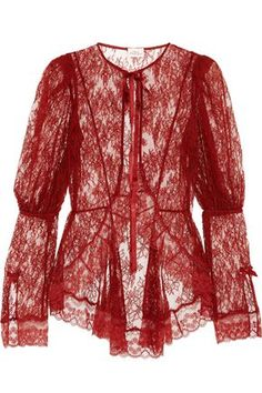19a29addb7  agentprovocateur  cloth   Lace Jacket