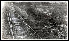 THE OKINAWA RAILROAD -- Machinato Switches and Siding