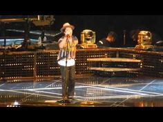 Bruno Mars at the Key Arena July 21, 2013