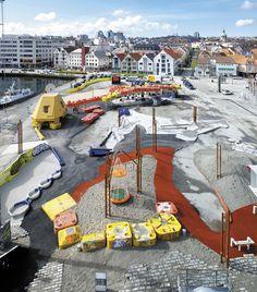 Geopark: Stavanger, Norway