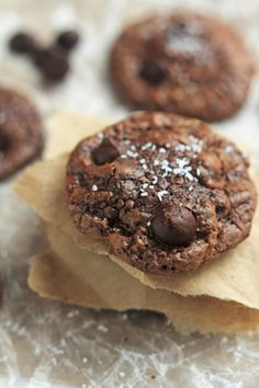 Chocolate Truffle Cookies | Community Post: 25 Decadent Cookies To Put On Your Holiday Wish List