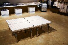 【画像 26/52】藤原ヒロシ「the POOL aoyama」公開 青山のプール跡地がショップに | Fashionsnap.com