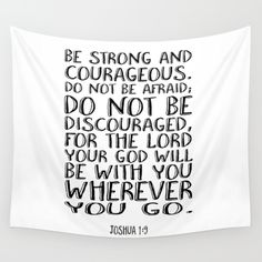 Psalm 46 5 Is Within Her She Will Not Fall Nursery S Gift For Verse Scripture Art Wall Tapestry Quotes Pinterest