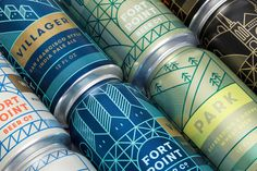 Fort Point Cans