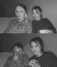 Lily Loveless and Kathryn Prescott Lily Loveless, Skins Generation 2, Kathryn Prescott, Skin Aesthetics, Skins Uk, Hazel Eyes, Naomi Campbell, Girl Crushes, Beautiful Actresses