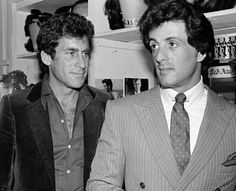 Paul Michael Glaser & Sylvester Stallone
