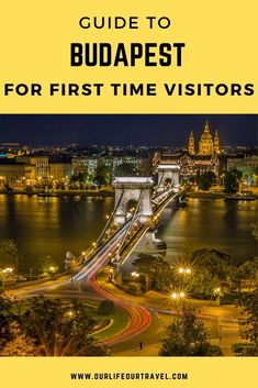 The best things to do in Budapest | Here is the perfect itinerary for 3 days in Budapest, Hungary. I was born and raised in the capital city of Hungary. I've collected everything you need to know about Budapest. Budapest Things to Do | Budapest Travel Guide by a Local | Budapest by a Local | Hungary Best Food in Budapest | Budapest Bath | Best Baths in Budapest | Budapest with Kids | 3 days in Budapest | Budapest itinerary | Budapest Hotels #budapest #hungary #itinerary #familyfriendly Best Places In Europe, Places Around The World, Travel Around The World, Cool Places To Visit, Around The Worlds, Road Trip Europe, Europe Travel Guide, Us Travel, Budapest Travel Guide