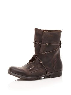 Rogue Lopus Lined Lace-Up Boot