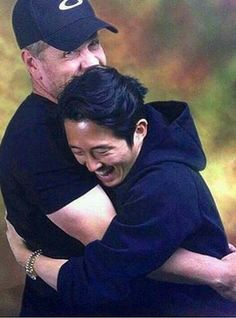 Abraham and Glenn will be missed! :'(