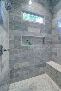 3 Inviting Cool Ideas: Half Bathroom Remodel Diy bathroom remodel on a budget modern.Narrow Bathroom Remodel White Subway Tiles inexpensive bathroom remodel how to paint. Shower Remodel, Bath Remodel, Closet Remodel, Douche Design, Bad Inspiration, Bathroom Inspiration, Basement Bathroom, Washroom, Cozy Basement