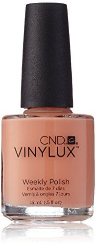 Nail Color Ideas CND Vinylux Weekly Nail Polish, Salmon Run, 2 oz. >>> Want to know more, click on the image.