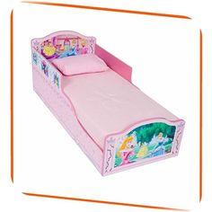 Princess Toddler Bed | Disney Princess Wooden Toddler Bed