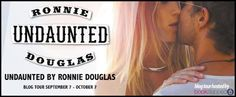 Undaunted by Ronnie Douglas - Blog Tour   UNDAUNTED by Ronnie Douglas  When Beau looked her way she gestured toward a cluster of senior citizens. Tell the girls to meet me in the kitchen. Might as well have tea if were already up.  Then my grandmother walked toward the bikers who were leaning on their motorcycles watching everything. They gave her the sort of look that made me think that they were watching approaching royalty. It was a mix between Southern gentlemanliness and the way a…