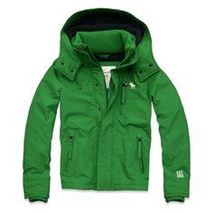 Mens A All-Season Weather Warrior Jacket