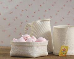 "Porcelain Basket by ""wapa"""