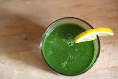 Kale Lemon Smoothie
