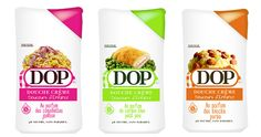 Les saveurs WTF et délirantes des gels douche DOP pour les amateurs de salé