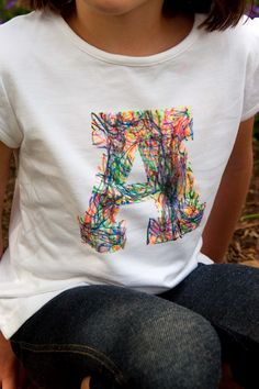Graffiti Shirt Design Craft
